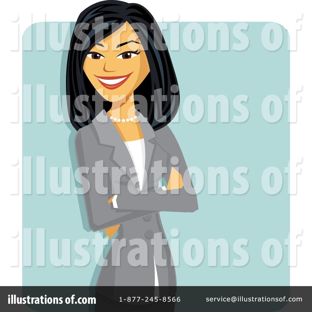 Asians clipart businesswoman (RF)  Businesswoman Asian Businesswoman