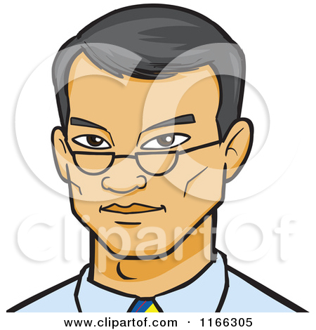 Asians clipart chinese person #11
