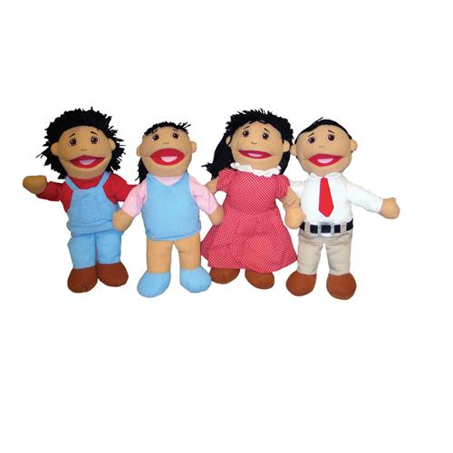 Asians clipart family 4 Puppets Puppets Asian Supplies School