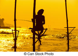 Asians clipart fisherman Sri many Fisherman common on