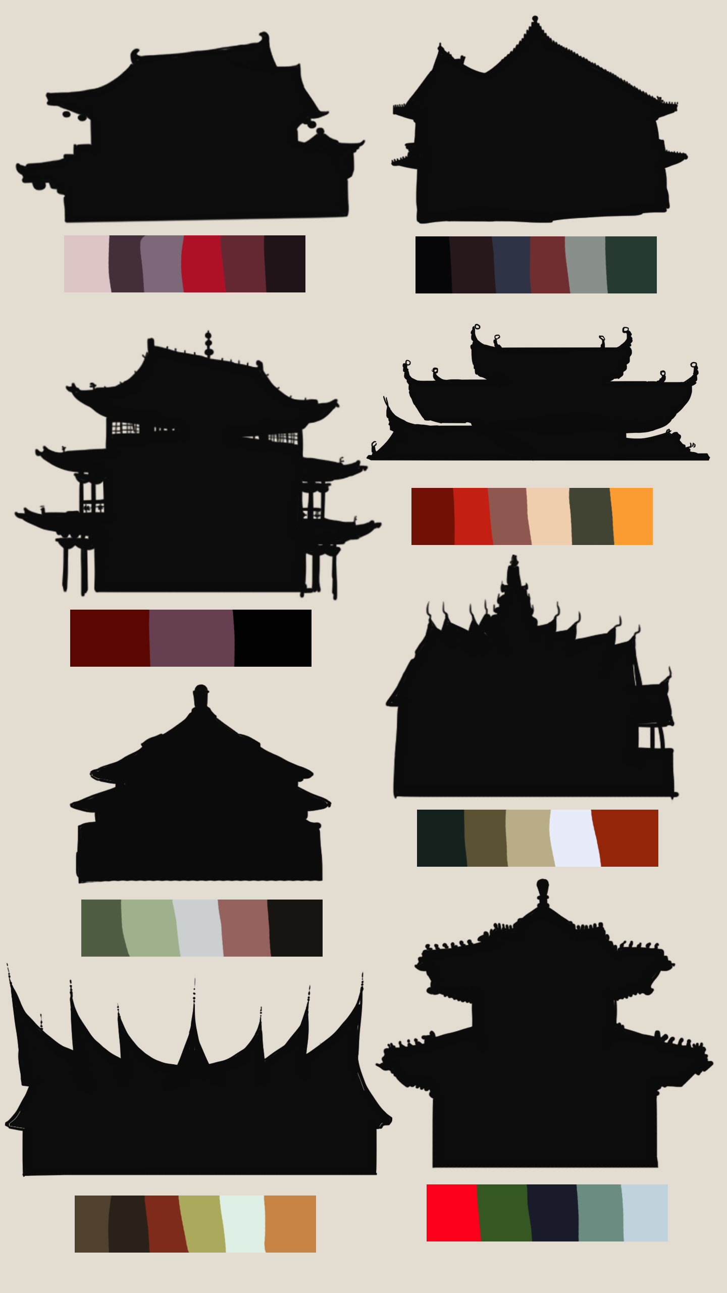 Asians clipart palace Study Explorations Cliparts – Specialist
