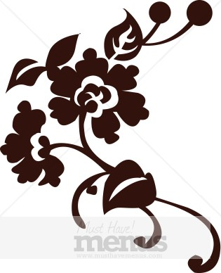 Asians clipart silhouette Clipart Flower Clipart Chinese Asian