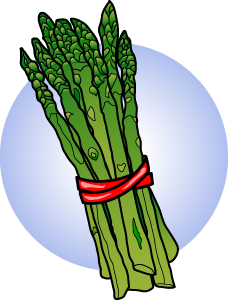 Asparagus clipart black and white Images Clipart Clipart Free Asparagus