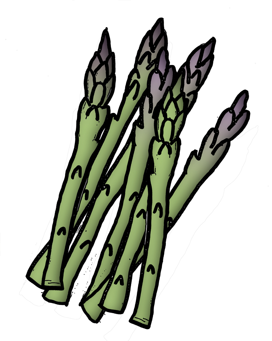 Asparagus clipart Date Your Impress Galland's with