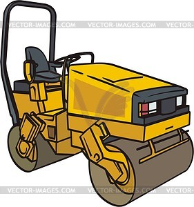 Asphalt clipart asphalt roller Collection Paver paving clipart (14+)
