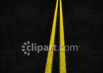 Asphalt clipart path • of com Clipart asphalt