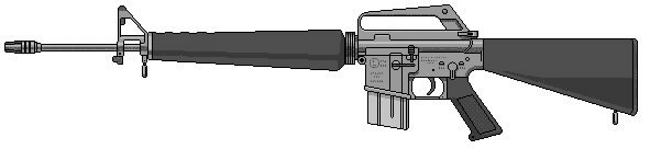 Assault Rifle clipart  Clipart Rifle Assault