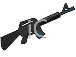 Assault Rifle clipart An Clipart Rifle Clipart Rifle