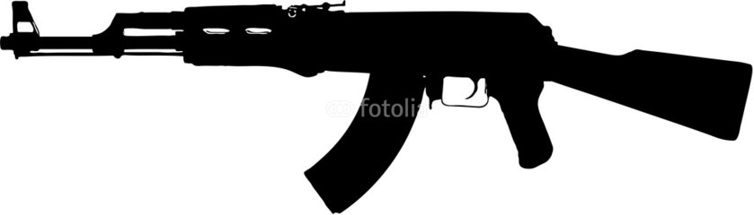 Assault Rifle clipart Clip art Panda Assault ak