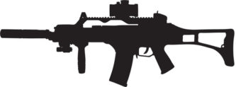 Assault Rifle clipart animated Free Clipart Clipart « Rifle