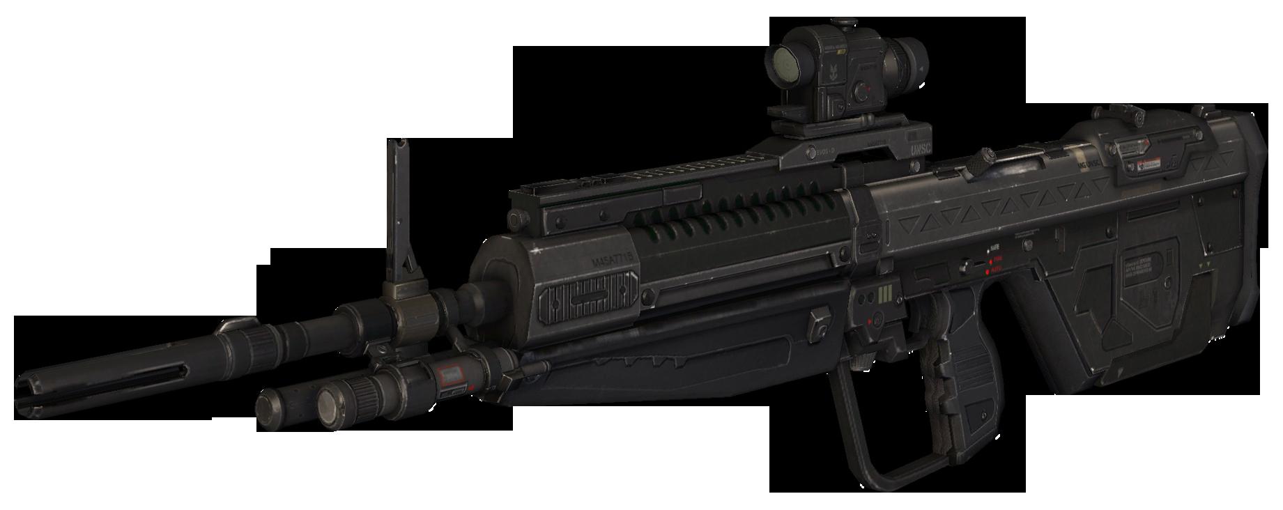 Machine Gun clipart modern By M392 Rifle Marksman FANDOM