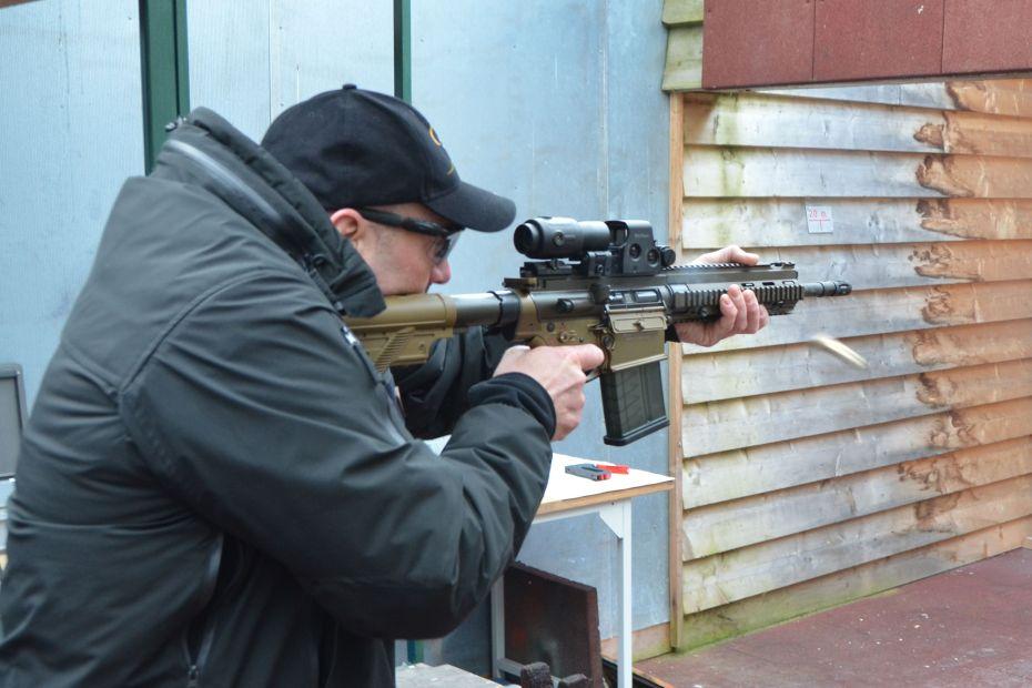 Assault Rifle clipart g27p Koch G27P procure The 600