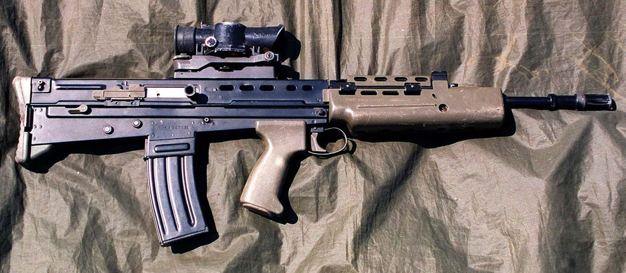 Assault Rifle clipart g27p 13 The WeaponsMan rifle Industry