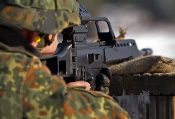 Assault Rifle clipart g27p #15