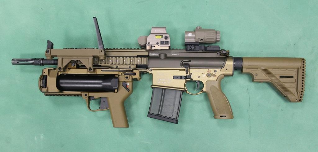 Assault Rifle clipart g27p 1] [autogun assault is G27P