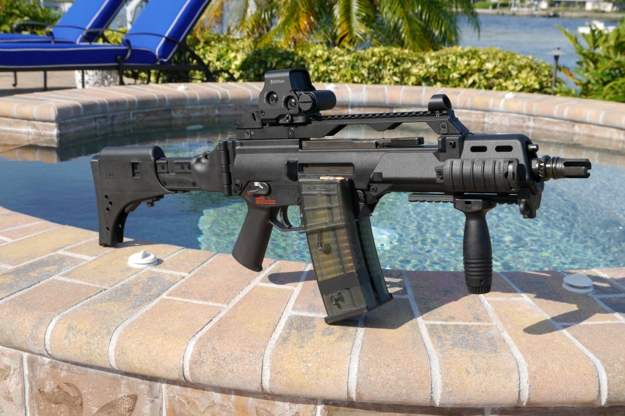 Assault Rifle clipart g27p About The P1090177 Truth for