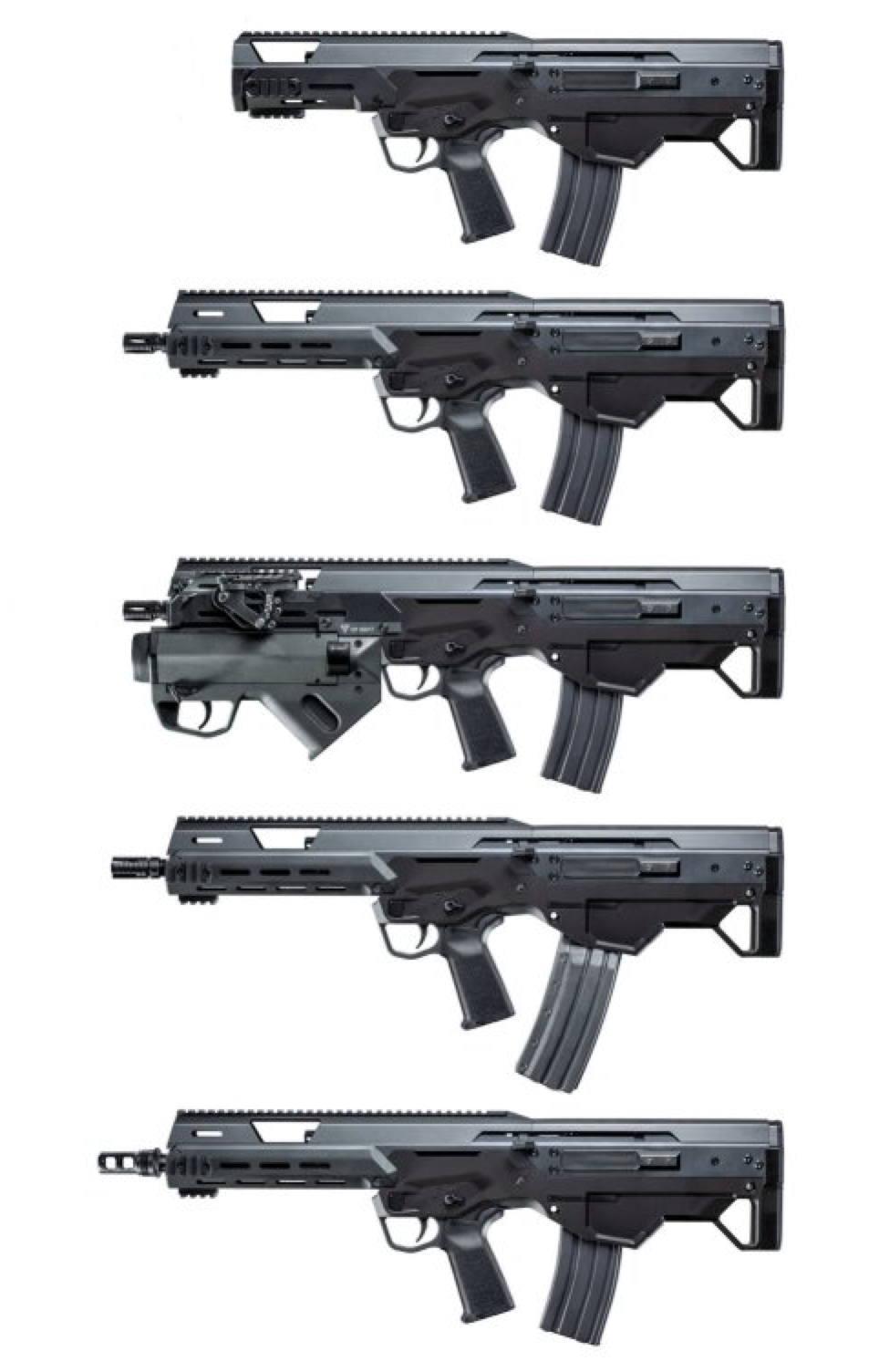 Assault Rifle clipart g27p Fabryka_broni_modular_bullpup Page Carbines WeaponsMan Rifles