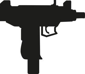 Assault Rifle clipart uzi Vidéos Gun illustrations weapon de