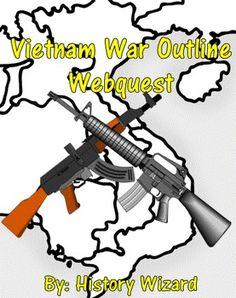 Assault Rifle clipart vietnam war Review FREE Webquest Outline of