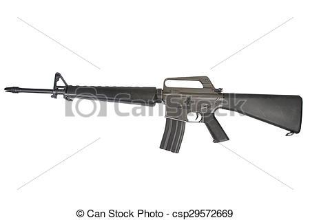 Assault Rifle clipart vietnam war Image period War Vietnam a