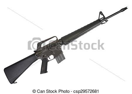 Assault Rifle clipart vietnam war Of period War Vietnam white