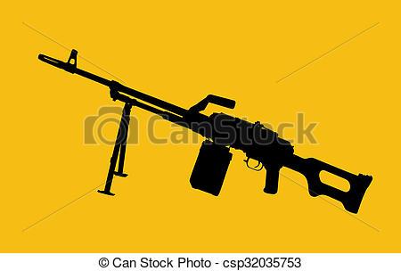 Assault Rifle clipart ar 15 Gun; war; weapon; gun; gun;