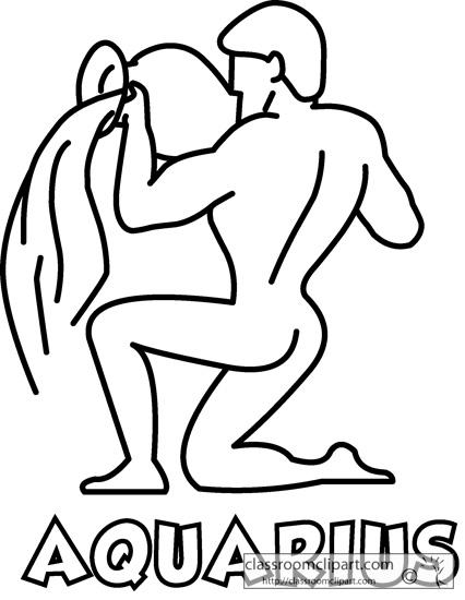 Astrology clipart aquarius (Astrology) Aquarius #19 (Astrology) Aquarius