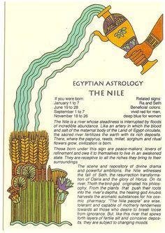 Astrology clipart egyptian Vintage Astrology Astrology Egyptian astrology