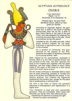 Astrology clipart egyptian Vintage Astrology up Egyptian zodiac