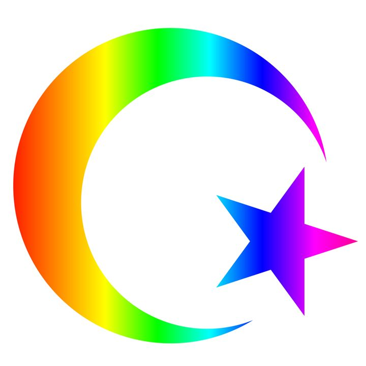 Astrology clipart islamic Evil Religion Rainbow Twin Evil