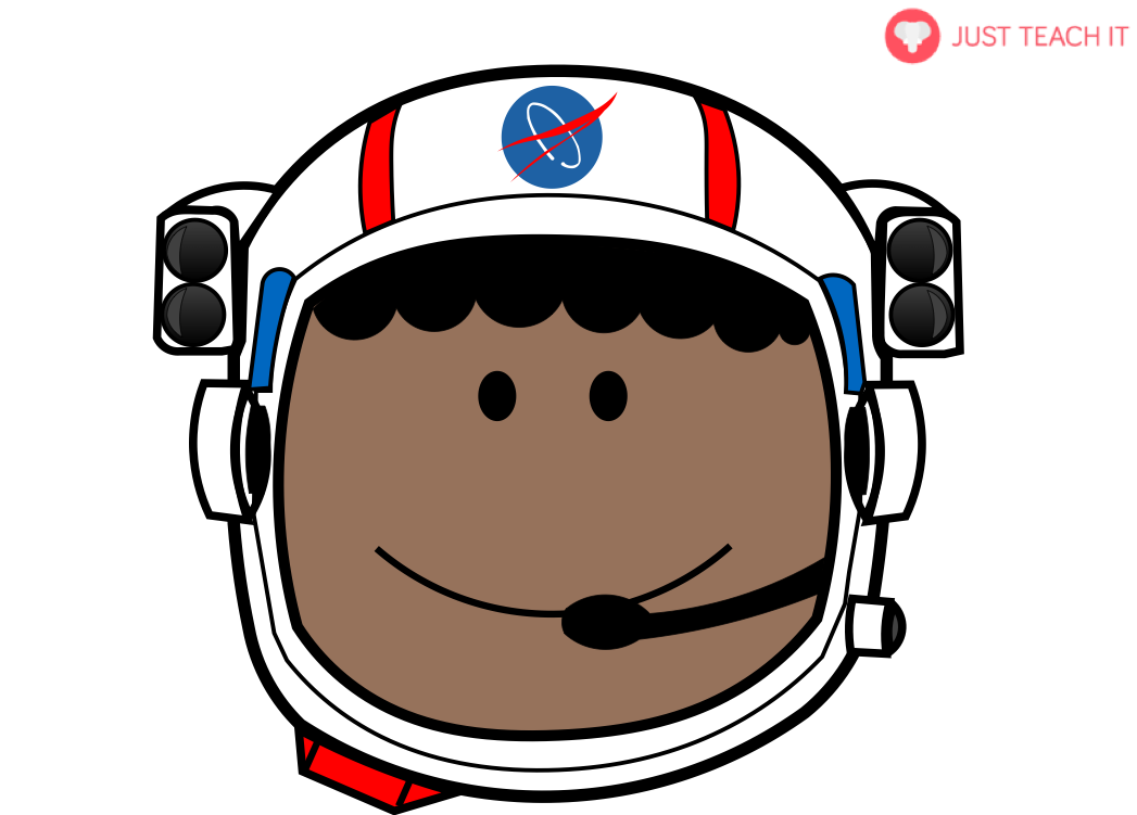 Astronaut clipart astronaut helmet Clip Space Download on Art
