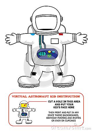 Astronaut clipart blank face Astronaut clipart astronaut Clipart 0