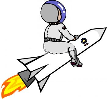 Astronaut clipart funny Kid I and Kids Art
