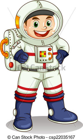Astronaut clipart for kid A  astronaut A Art