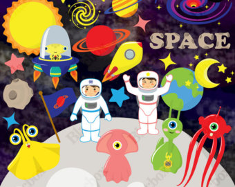 Adventure clipart outer space Use Commercial clipart Space Instant