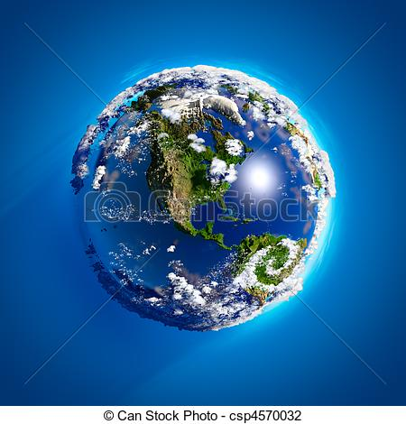 Atmosphere clipart Of Earth  with Real