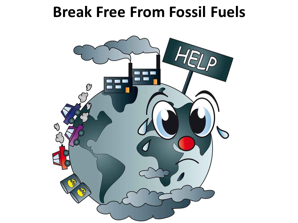 Atmosphere clipart fossil fuel  dioxide carbon atmospheric