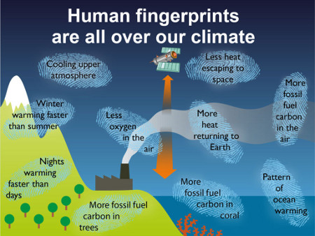 Atmosphere clipart human activity The the are observational dioxide