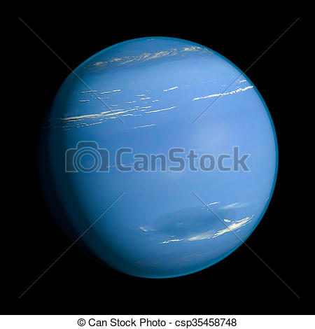 Atmosphere clipart neptune Neptune of csp35458748  Drawing
