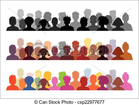 Audience clipart Illustrations 580 free Set Photo