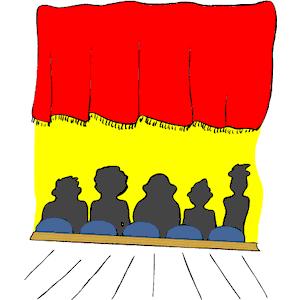 Audience clipart art Clipart Panda Images Audience Clip