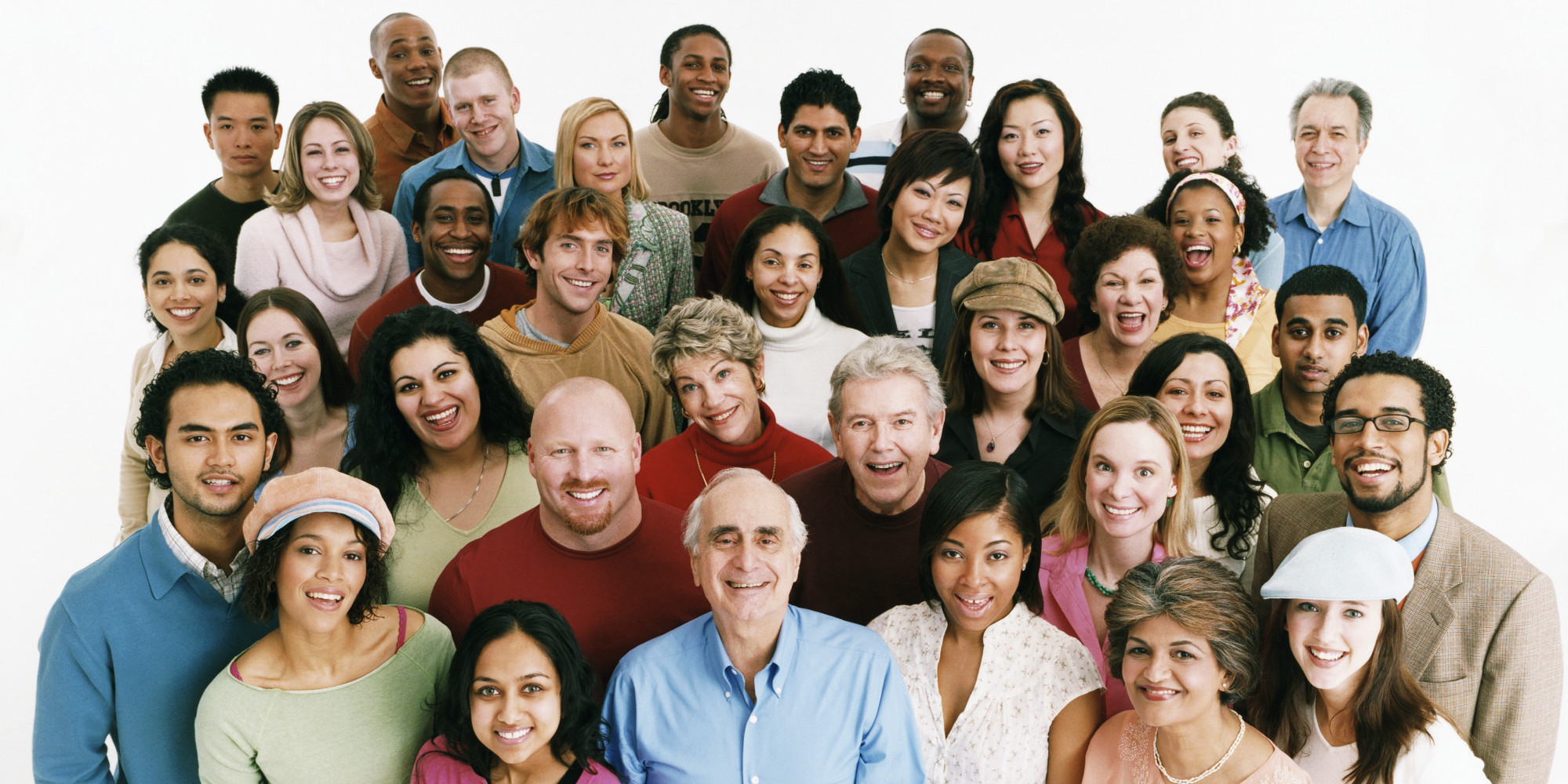 Audience clipart different age group Information