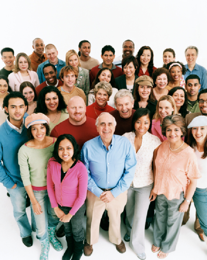 Audience clipart different age group Different people contextualstudiesinmedia  zinc