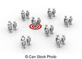 Audience clipart target audience Art Clip 1 audience audience