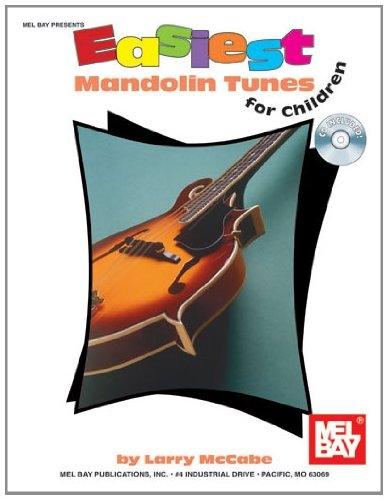 Audio clipart ebook Easiest Larry Easiest Tunes Mandolin