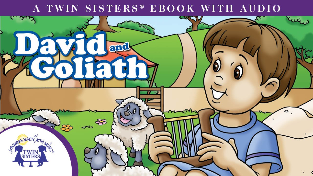 Audio clipart ebook And eBook David Goliath and
