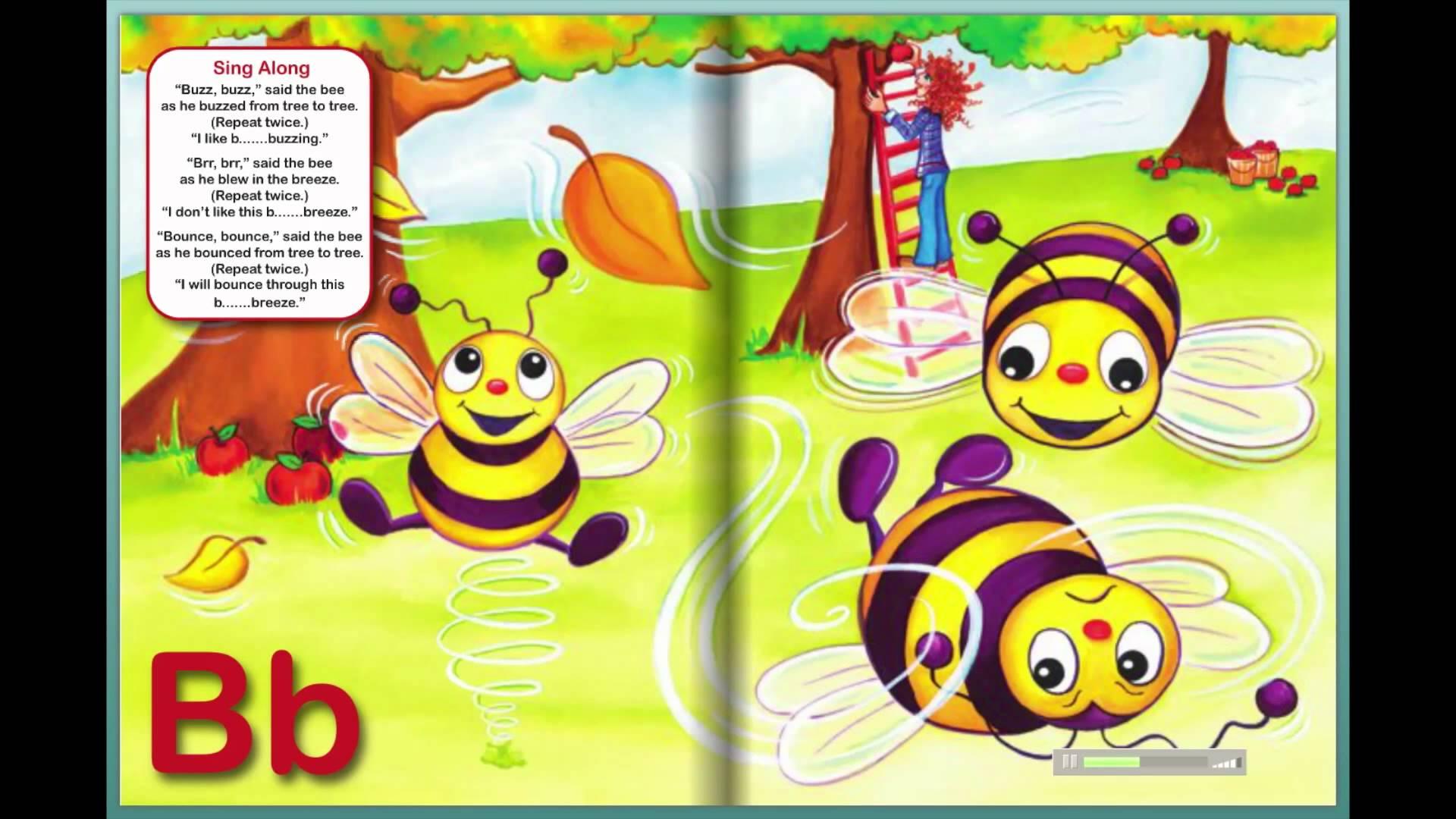 Audio clipart ebook  Ebook & Children Alphabet