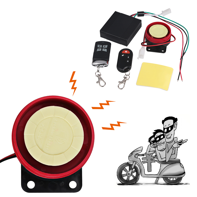 Audio clipart security alarm Motor Remote Motor Group Protection