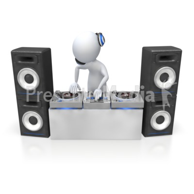 DJ clipart dj mixer Mixing PowerPoint Home for Clipart