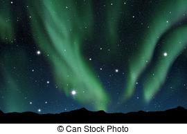 Aurora Borealis clipart Aurora borealis borealis 3 and